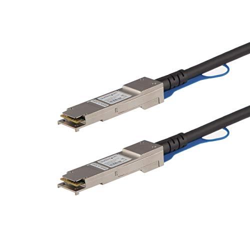 STARTECH.COM QSFP+Direktverbindungskabel - MSA konform - 1m