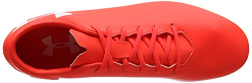 Under Armour Ua Force 3.0 Fg, Chaussures de Football Homme Violet (Neon Coral 900)