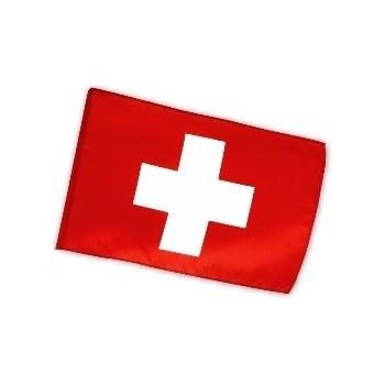 Fahne Flagge Schweiz 30 x45 cm