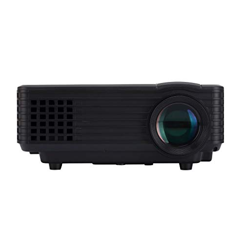 9. PUNNKK HD (1080p) 800 Lumen 80 Inch Projector