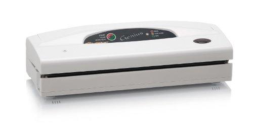 flaemnuova Genius Basic – Vacuum Sealers (White, 390 x 140 x 100 mm)