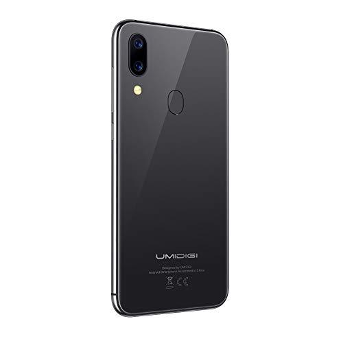 """Fulltime E-Gadget Smartphone, 5,5 Zoll Global Band 5.5""""2 GB RAM + 16 GB ROM Android 8.1 Dual-SIM 720 x 1440 Auflösung Gesicht Entsperren 4G-Handy (Schwarz)"""