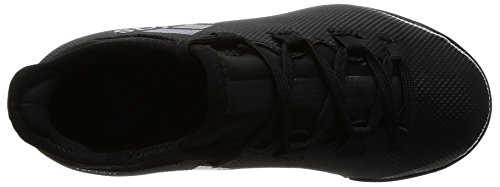 adidas X Tango 17.3 Tf, Scarpe da Calcio Bambino Nero (Core Black/core Black/core Black)