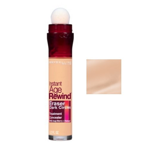 (6 Pack) MAYBELLINE Instant Age Rewind Eraser Dark Circles + Treatment - Medium