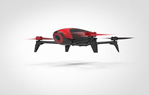 Parrot Bebop 2 und Skycontroller Drone schwarz/rot - 4