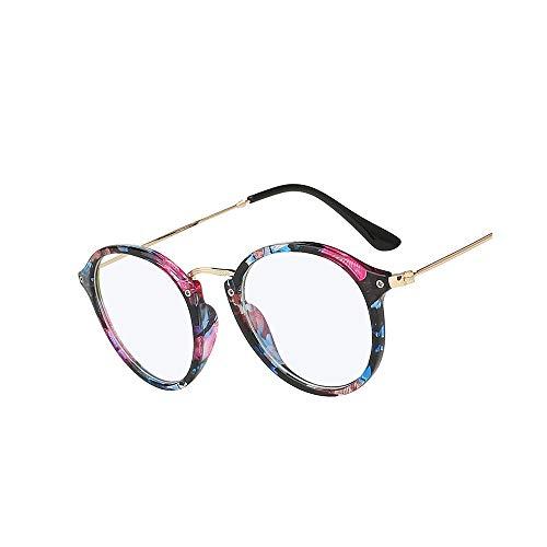 WJMLHLKK Mode Frauen Brillen Klassische Männer Oval Vintage Retro Shades Markendesigner Sonnenbrille Uv400 Eyewear