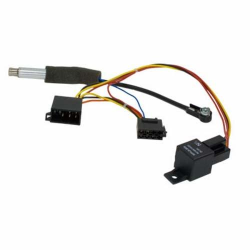 ACV 1321-47 Radioanschlusskabel RAK ISO Phantomeinspeisung Mehrfarbig