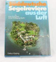 Süddeutsche Segelreviere aus der Luft