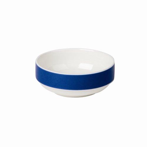 Royale de porcelaine Maxadura Bord Blue Band empilage Capacité du bol: 11.25 oz / 320ml. Quantité, boite: 12.
