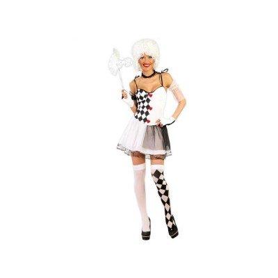Guirca Kostüm Regina Herzen Farbe 80717 (Verführerische Alice Für Erwachsene Kostüm)