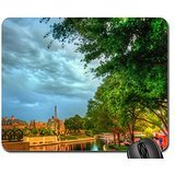 the-french-quarter-in-epcot-center-hdr-mouse-pad-mousepad-amusement-parks-mouse-pad
