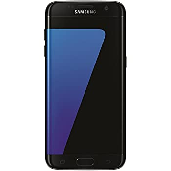 "Samsung Galaxy S7 Edge, Smartphone libre (5.5"", 4GB RAM, 32GB, 12MP/Versión alemana: No incluye Samsung Pay ni acceso a promociones Samsung Members), color Negro"