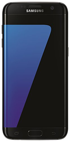Samsung Galaxy S7 EDGE Smartphone (5,5 Zoll (13,9 cm) Touch-Display, 32GB interner Speicher, Android OS) schwarz Smart-handy T-mobil