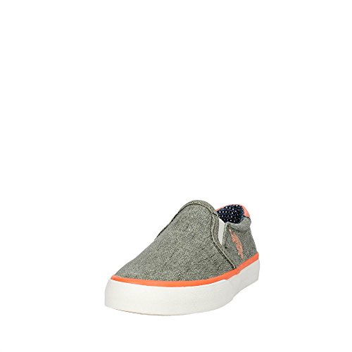 U.s. Polo Assn GALAB4165S7/CY1 Slip-on Chaussures Garçon Marron Taupe