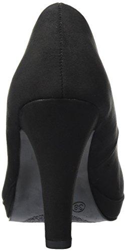 Jane Klain224 708 - Scarpe con plateau Donna nero (nero)