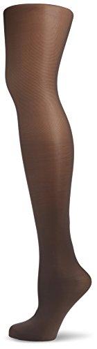 KUNERT Damen Glanz Fein Strumpfhose, 337600 Leg Control 70, Gr. 42/44, Grau (Graphit 0420)