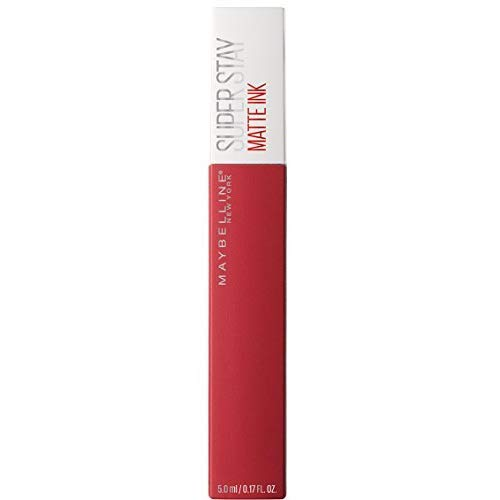 Maybelline New York Superstay Matte Ink Barra de Labios Mate, Tono 20 Pioneer - 5 ml