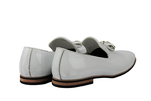 Xposed , Mocassins (loafers) homme Blanc verni