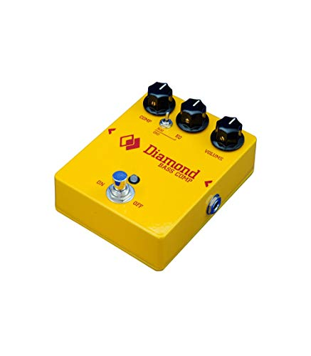 Diamond Guitar Pedal Bass Compressor | High-End Kompressor für Bässe