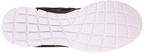 Fila Spedway Synthétique Chaussure de Course Blk-Blk-Dksv