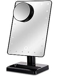 Amazonfr Miroir Grossissant X 20 Miroirs De Poche Accessoires