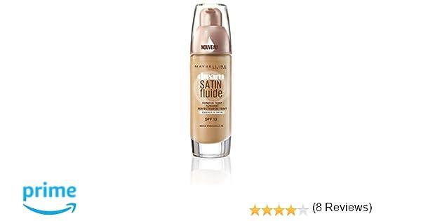 Maybelline New York Fond de Teint Dream Satin Liquid FPS13 - 48 Beige  Ensoleillé 30 ml  Amazon.fr  Beauté et Parfum 6b2b0c2c9d3