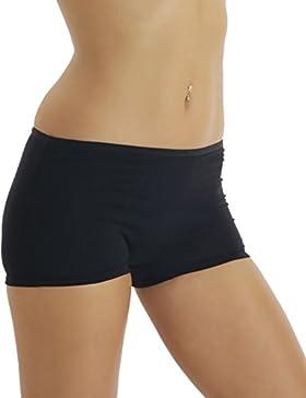 LisaModa Panty 5er Pack Stretch Baumwolle Boxershorts