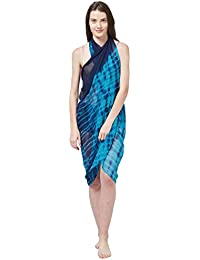 043df7d065a Sarongs Beach Wear for Women Covers up Western Beachwear Coverup Swimming  Wrap Dress (S395