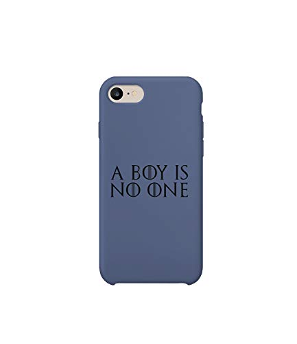 Game Thrones Got of TV Series Inspired Boy Is No One Quote_MA0501 Carcasa  De Telefono Estuche Protector Samsung Galaxy Note8 N8 Novelty Gift