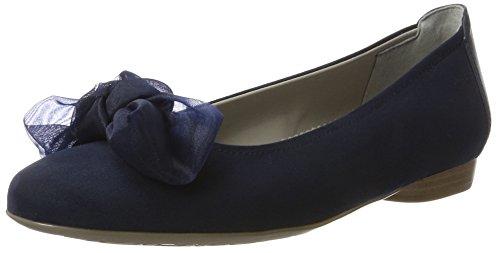 Jenny - Pisa, Ballerine Donna blu (blu)