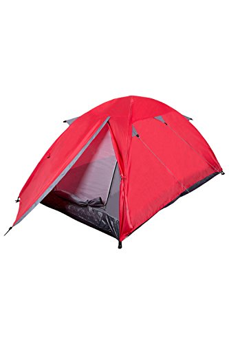 mountain-warehouse-festival-plain-dome-camping-hiking-waterproof-compact-2-persons-man-tent-outdoor-