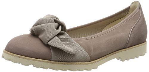 Gabor Shoes Gabor Jollys, Damen Ballerinas, Mehrfarbig (Dark-Nude 14), 38.5 EU (5.5 UK)