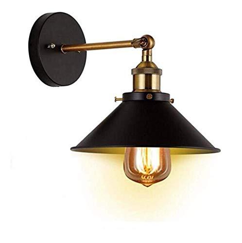 TYUIO Wandleuchten UL schwarz Industrie Vintage Wandleuchte Leuchte Einfachheit Bronze Finish Arm Swing Wandleuchten (Swing Arm Wand Lampe Bronze)