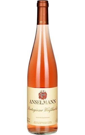 Anselmann Portugieser Weißherbst 2017 Roséwein feinherb 0,75 L