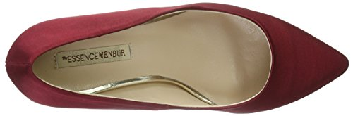 Menbur Damen Domingo Perez Pumps Rot (Rubi)