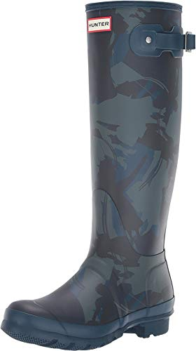 Hunter Womens Disney Mary Poppins Original Tall Rain Boots