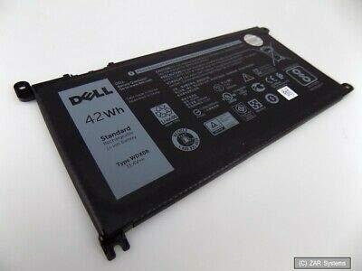 Dell WDX0R 42Wh 11.4V Ersatzteil Zubehör Akku Batterie für Notebook, Neuwertig (Dell Inspiron 1545)
