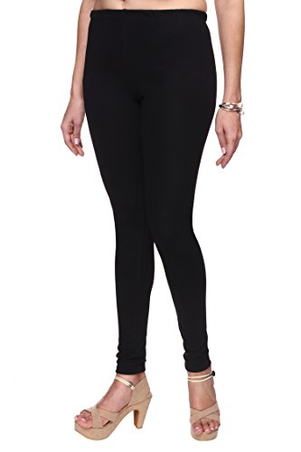 Trasa-Ultra-Soft-Cotton-Churidar-Solid-Regular-and-Plus-35-Colours-Best-Seller-Leggings-for-Womens-and-Girls-Sizes-M-L-XL-2XL-3XL-4XL-5XL