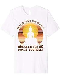 Camping & Outdoor Keep Calm & Use Your Edc Freizeit Blau Rundhals T-Shirt Zelten Outdoor Sonstige