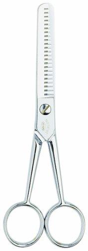 Nogent - 4070 - Ciseaux à Effiler - HB 520 - Deux Lames à 23 Dents - 16 cm - Chromes