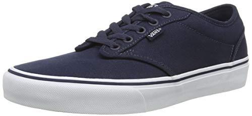 Vans Atwood Canvas, Zapatillas para Hombre, Azul (Navy/White 4k1), 40 EU