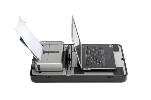 Parat Parago für Notebook und Canon iP100 schwarz (Ohne Inhalt)