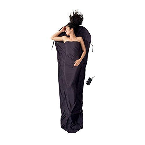 Cocoon Thermo Seidenschlafsack Mummy Liner silkweight - thermolite silk