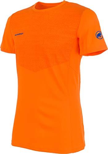 Mammut MOENCH Light - Camiseta, Hombre, Naranja(Sunrise)