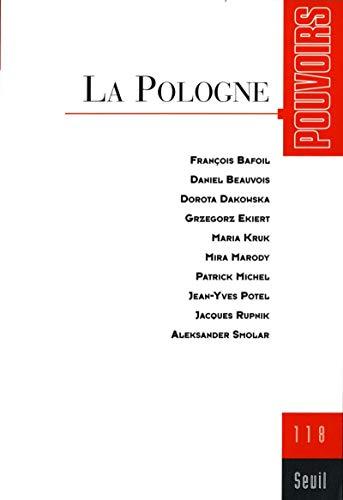 Pouvoirs, n° 118, La Pologne (18)