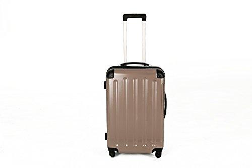 b1c471b0021 IMEX 3 teiliges oder Einzeln M L XL Polycarbonat / ABS Trolley Koffer  Bordcase Set Hartschale Reisekoffer
