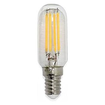 BOMBILLA LED 4W para campana extractora. Luz cálida. 2700K E14