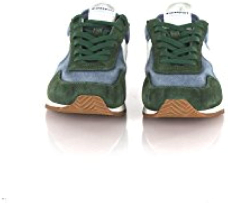 ATALASPORT Sneakers Uomo 40 Verde 10010 Primavera Estate 2018