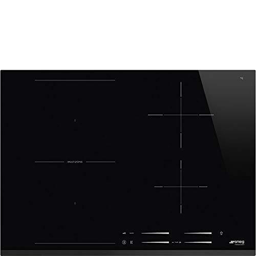 Smeg SI1M7743B piano cottura Nero Incasso A induzione