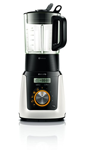 Philips Avance Collection hr2098 Tabletop Blender 2L 990 W weiß – Mixer (Edelstahl, Glas, Edelstahl, Polypropylene, 50/60 Hz)
